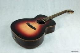 akustische Gitarre, Westerngitarre, ausgesuchte Hölzern, genialer Klang